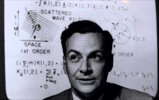Richard Feynman - ENTP
